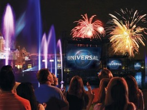 Universal's Cinematic Spectacular - Landscape